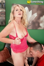 A sex cream pie for Kay
