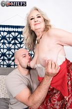 A fresh 60Plus MILF: Blair Angeles' 1st XXX