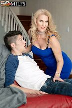Lacy's future son-in-law copulates her taut ass
